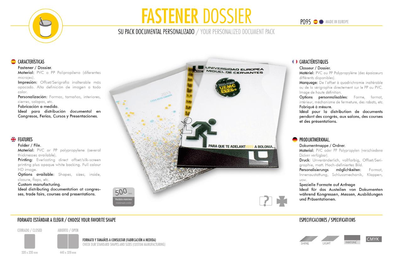 Fastener Dossier