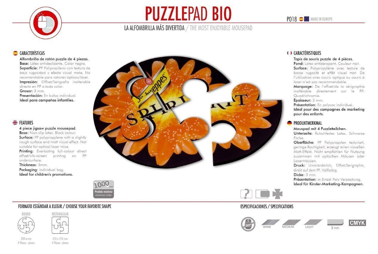Alfombrilla de Ratón Puzzlepad