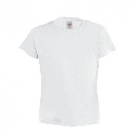 Camiseta Niño Blanca Hecom