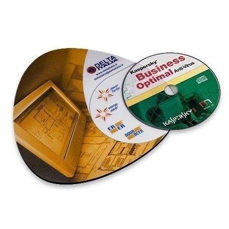 Alfombrilla Ratón CD
