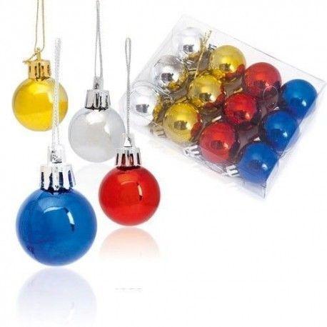 Set Bolas Navidad Artball