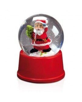 Bola Navidad Sasky