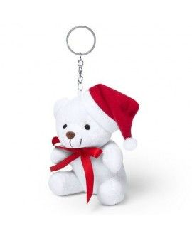 Peluche Llavero Glenda Navidad