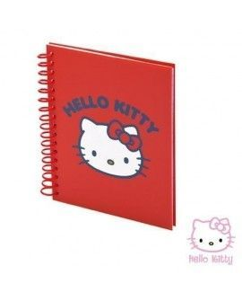 Libreta Bintex - Hello Kitty