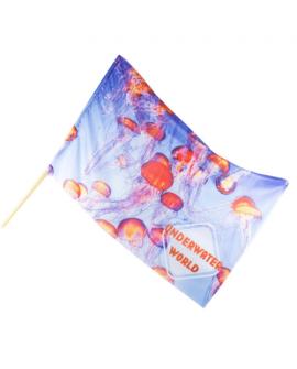 Bandera en Poliéster a Todo Color