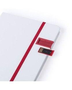 Bloc de Notas USB Boltuk
