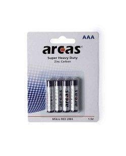 Blister 4 Pilas 1,5V AAA/ R03